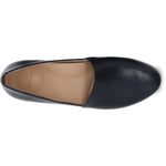 Dansko Larisa Womens Leather Slip On Pointed Toe Flat Black | Simons Shoes