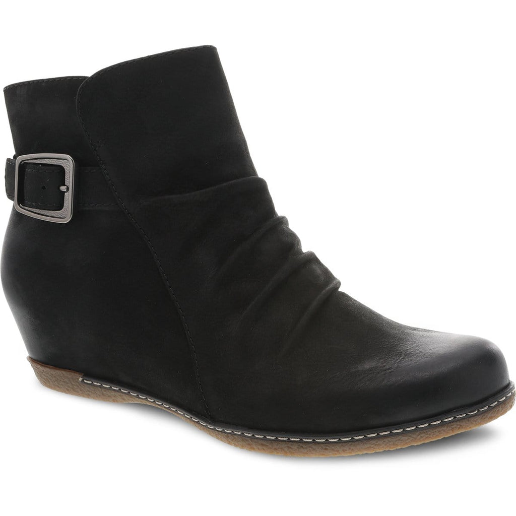 Dansko Lia Hidden Wedge Bootie | Simons Shoes