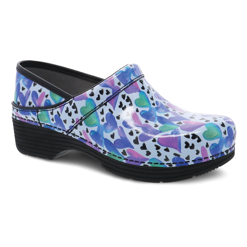 Dansko LT Pro Women's Lightweight Leather Clog Love | Simons Shoes