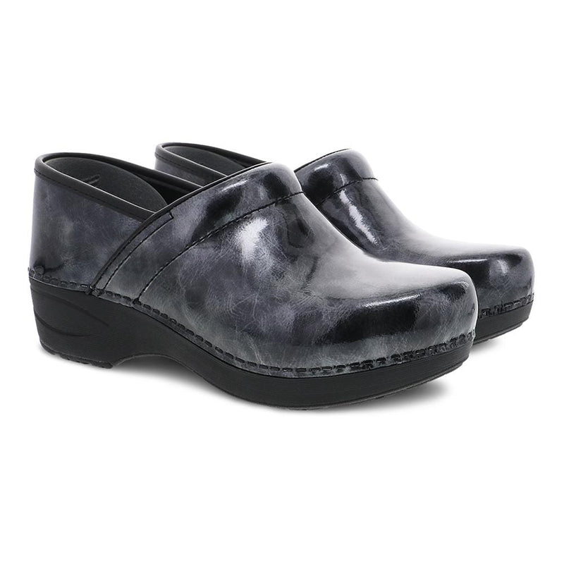 Dansko Women's Professional XP 2.0 Pewter Marbled Clog | Simons Shoes