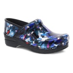 Dansko Women's Professional Graphic Floral Clog | Simons Shoes