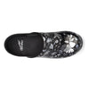 Dansko Professional | Women's Leather Floral Metallic Clog | Simons