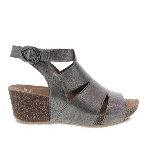 Dansko's Sera Open Toe  Women's Leather Memory Foam Sandal | Shop Simons