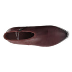 Dansko Women's Serenity Waterproof Wedge Bootie Wine | Simons Shoes