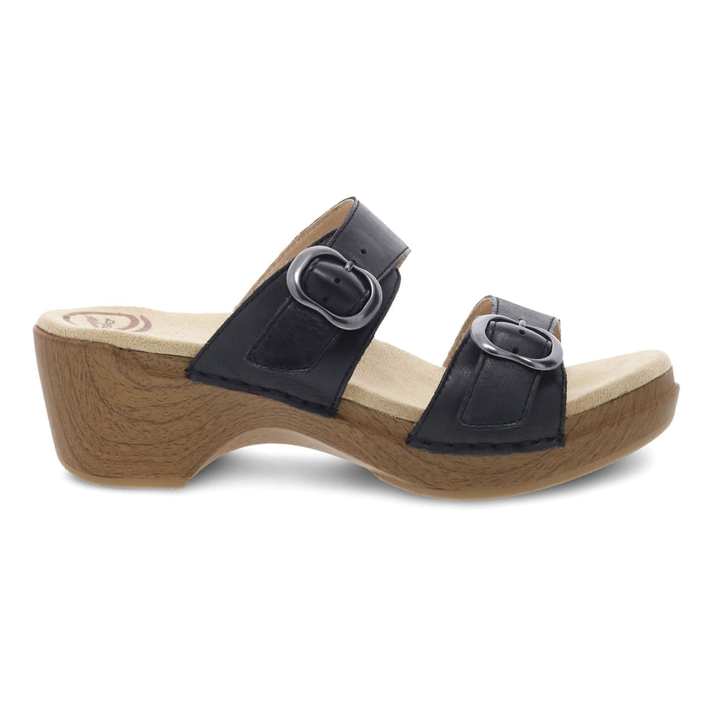 Sophie Two Strap Slide Sandal