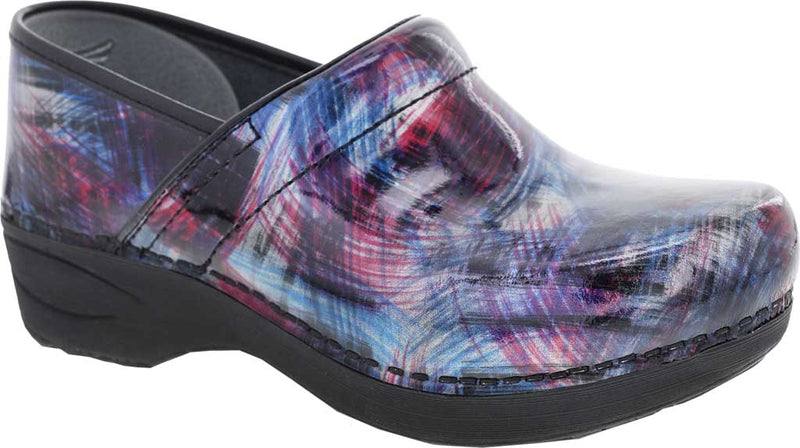 Dansko XP 2.0 Color Sweep Patent Clog | Patent Leather Slip On Clog