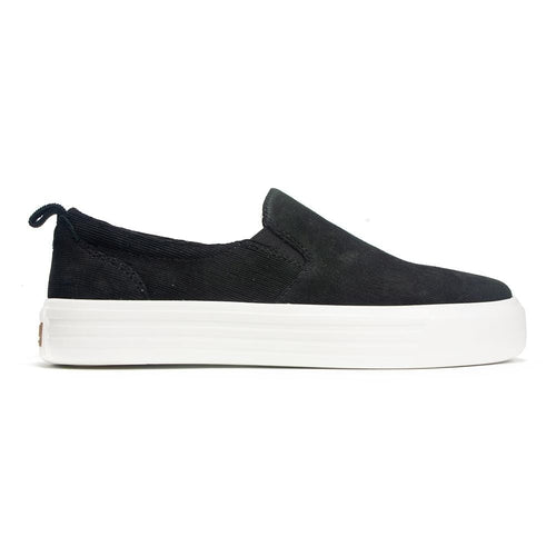 Earth Women's Clove Slip On Corduroy Sneaker