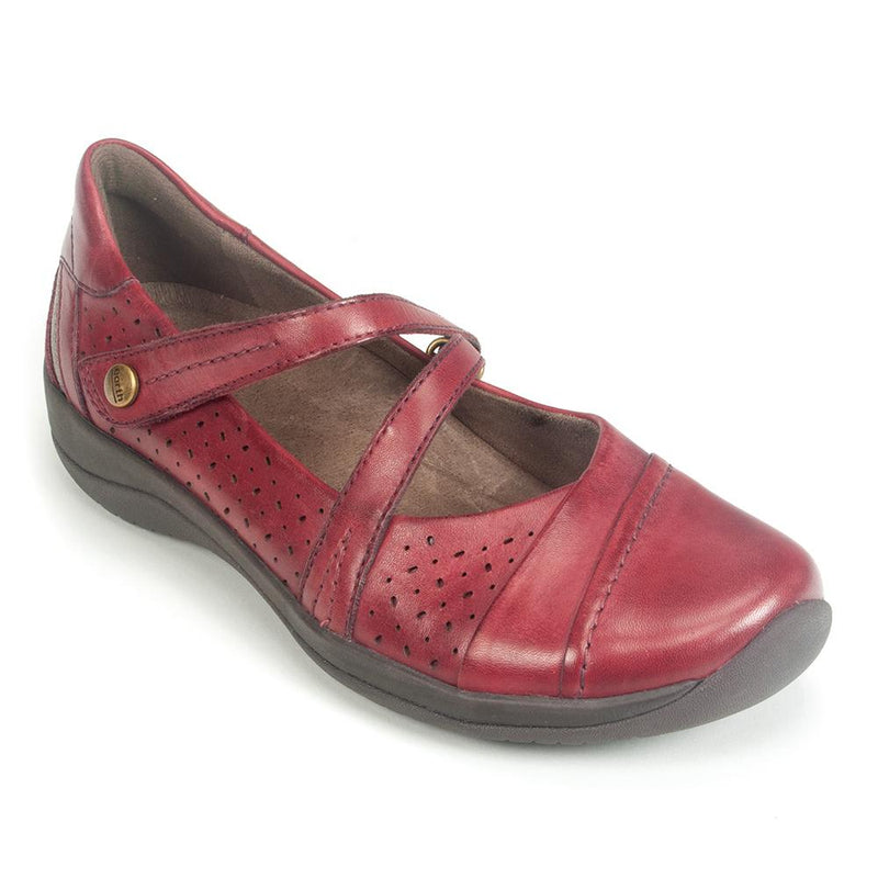 Earth Galilei | Women's Perforated Leather Mary Jane | Simons Shoes