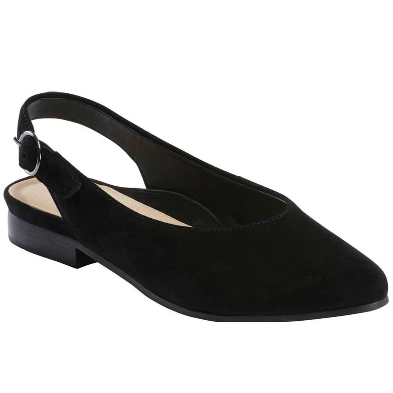 Ursula Slingback Closed Toe Shoe