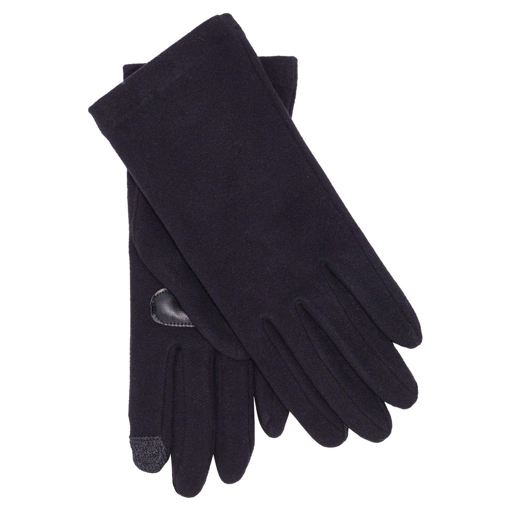Echo Design EGO174Black  Comfort Stretch Gloves | Simons Shoes