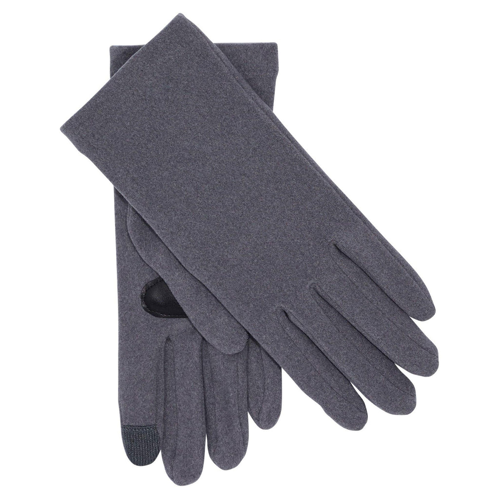 Echo Design EGO174 Grey Comfort Stretch Gloves | Simons Shoes