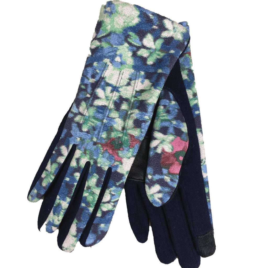 Printed Classic Touch Glove (EG0183)