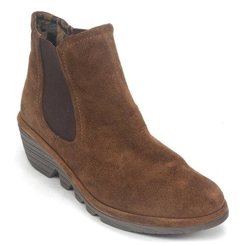 Fly London Women's Phil Water Resistant Suede Ankle Boot