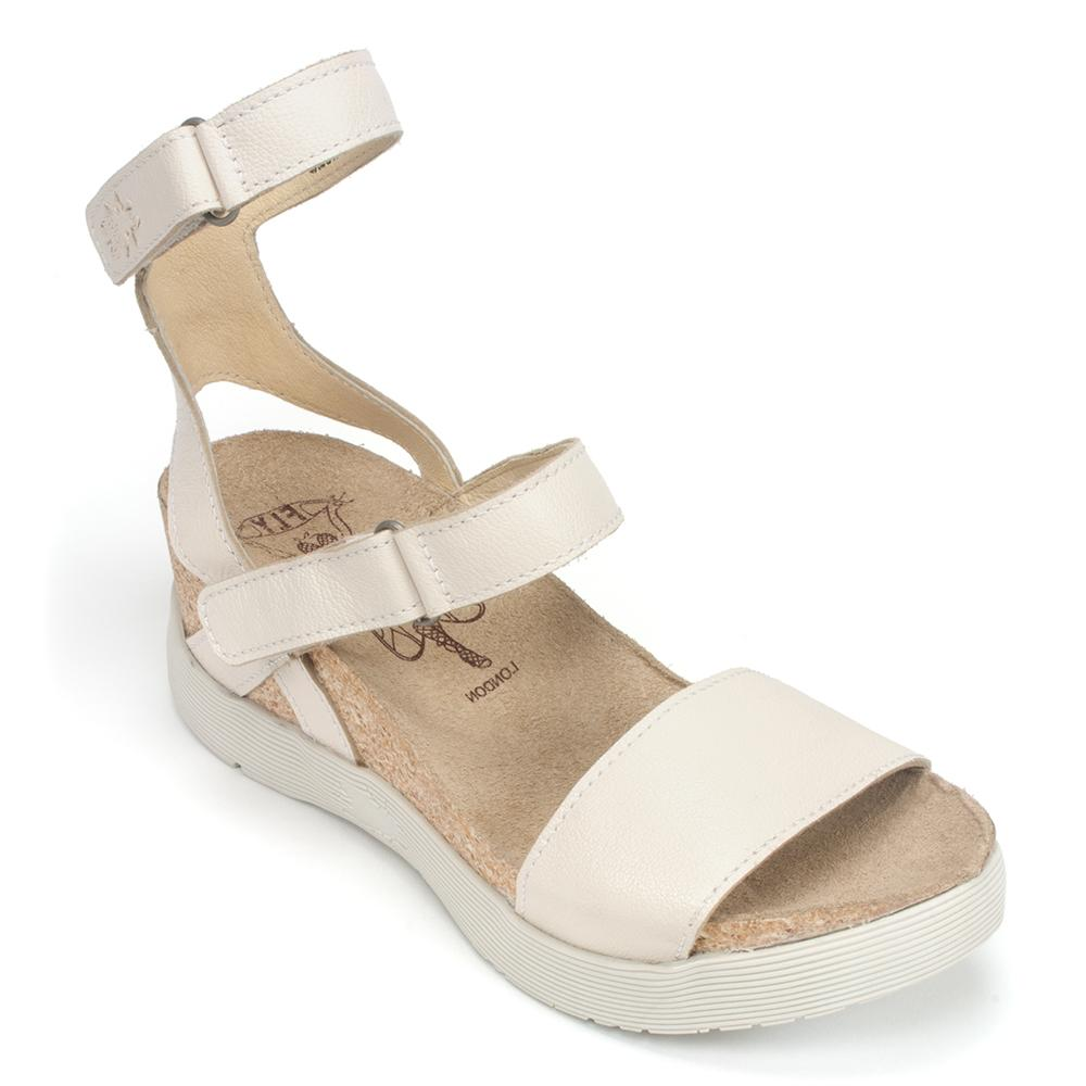 Fly London Strappy Sandal | Women's Wink 196 Leather Sandal | Simons