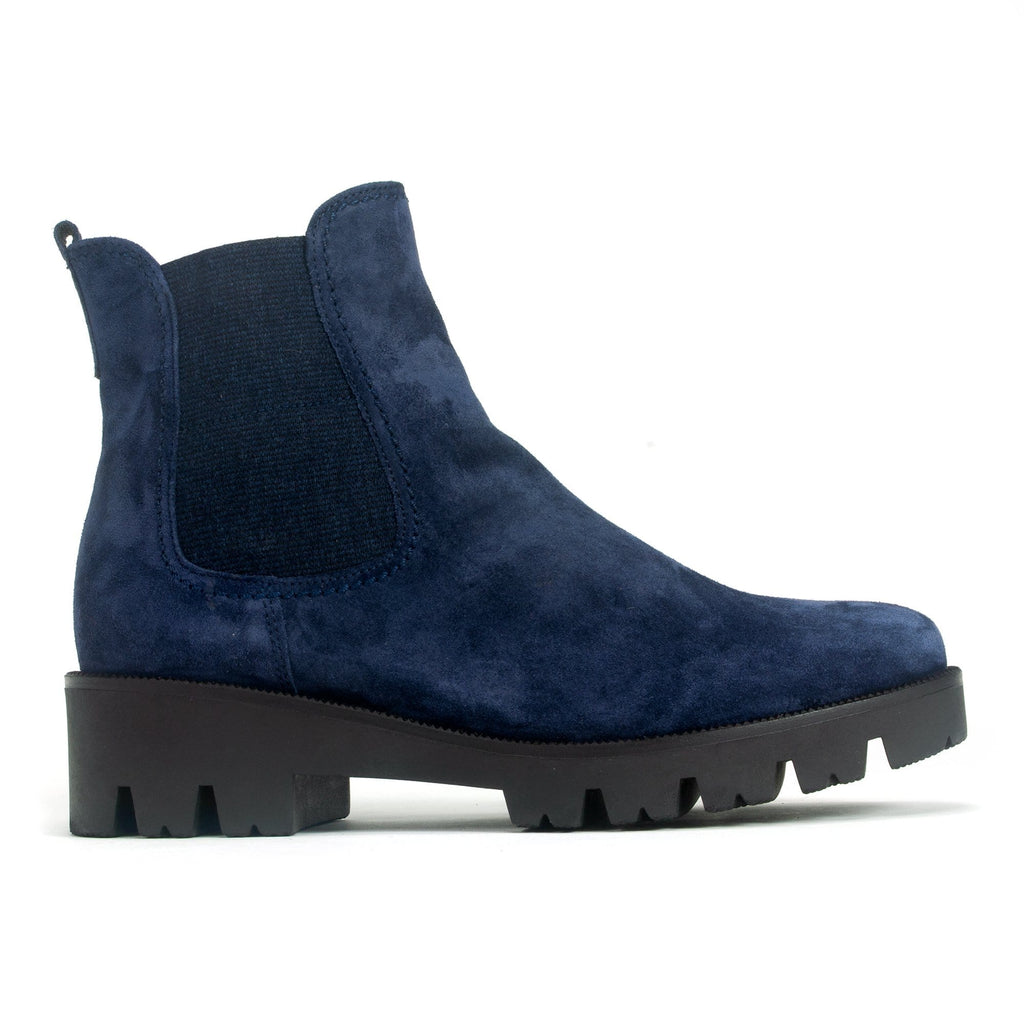 Blue Suede Boot (52771)