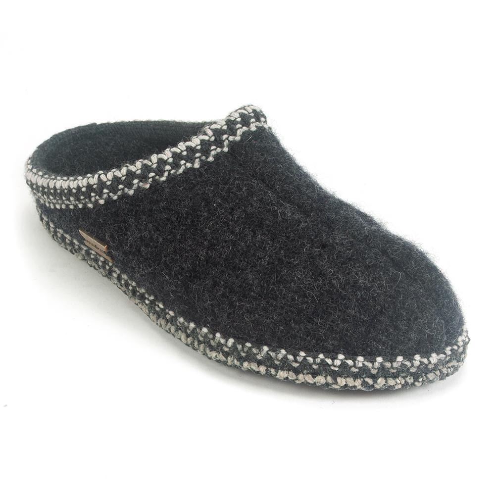 Haflinger Unisex AS Boiled Wool Cozy Slippers | Simons Shoes