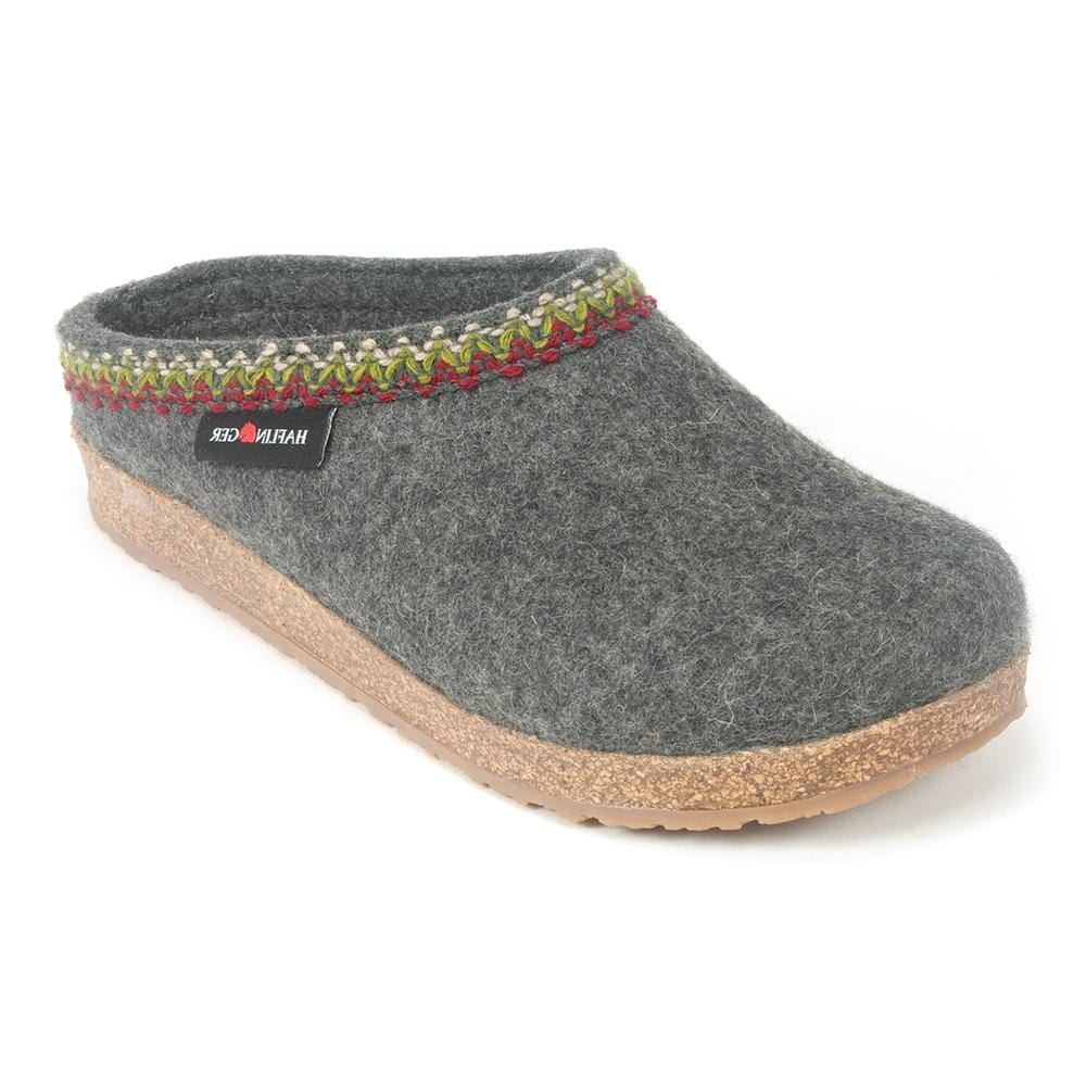 Halflinger Zig Zag Slipper | Simons Shoes