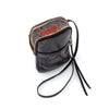 Hobo VI-35791 Fate Crossbody Black Leather Phone Bag | Simons Shoes