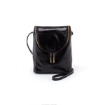 Hobo VI-35782 Fern Black Leather Crossbody Bag | Simons Shoes