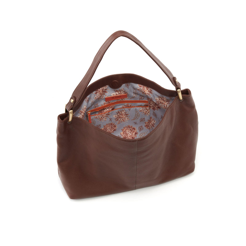 Hobo HR-82317 Ventura Hair On Hide Shoulder Bag | Simons Shoes