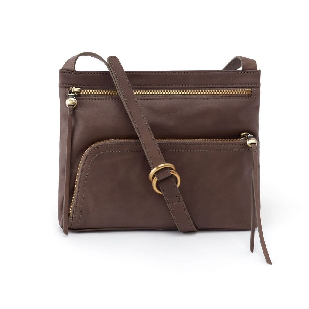 Hobo MV-57521 Cassie Flint Leather Crossbody Bag | Simons Shoes