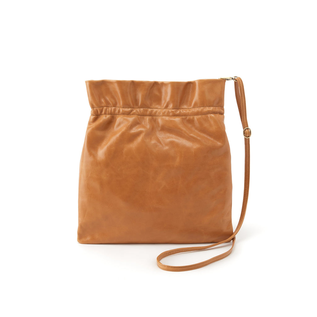 Hobo VI-35814 Prose Convertible Honey Leather Shoulder Bag | Simons Shoes