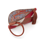 Sable Colorblock Wristlet (SO-82333)