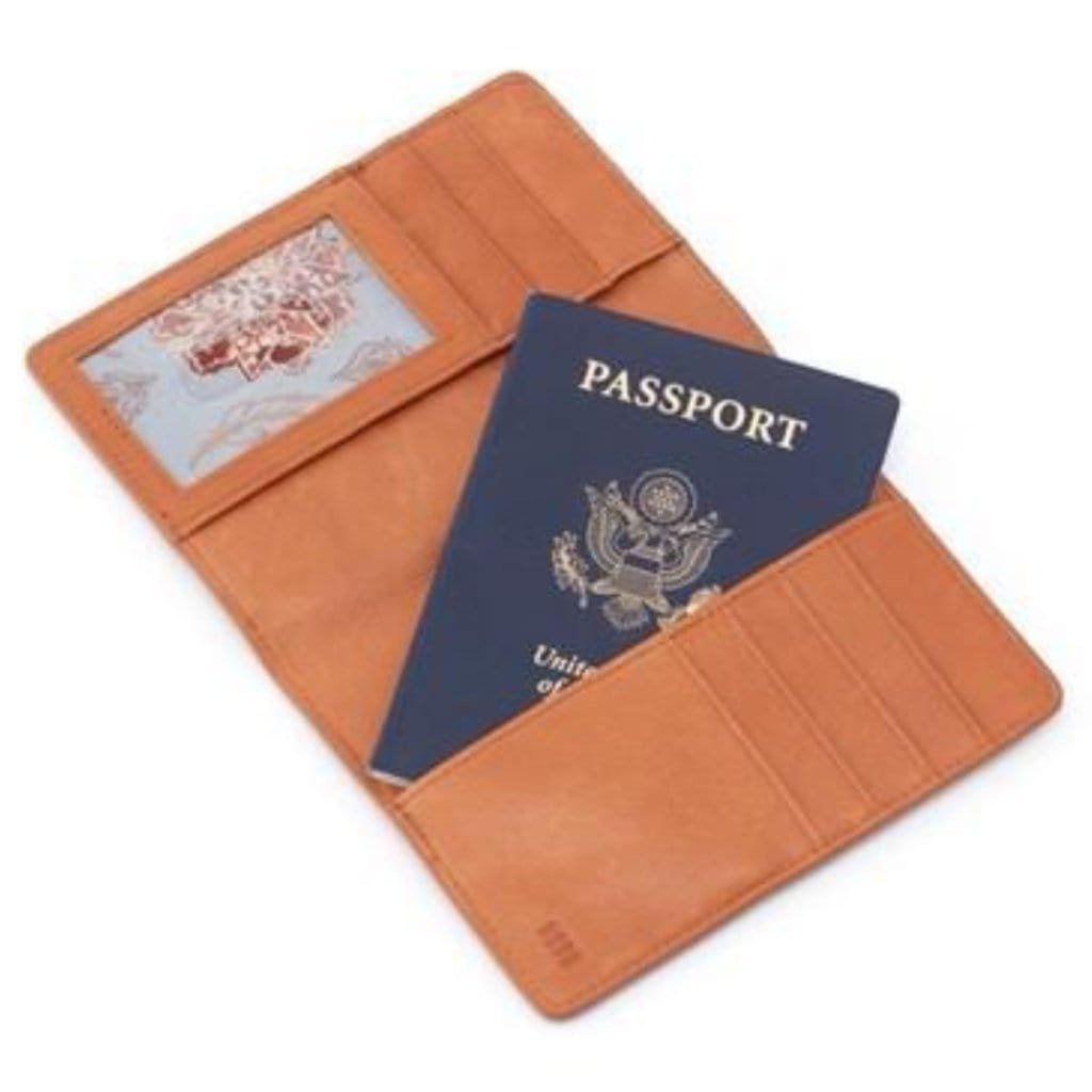 Hobo Quest Wallet - Leather Travel Passport Case (VA-32307) | Simons