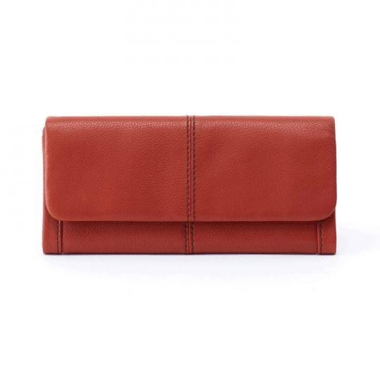 Hobo SO-81009 Wonder Sienna Leather Wristlet Wallet | Simons Shoes