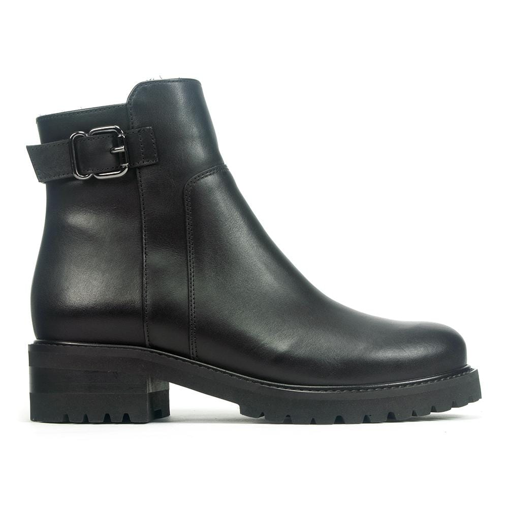 La Canadienne Carlee | Women's Waterproof Moto Boot | Simons Shoes