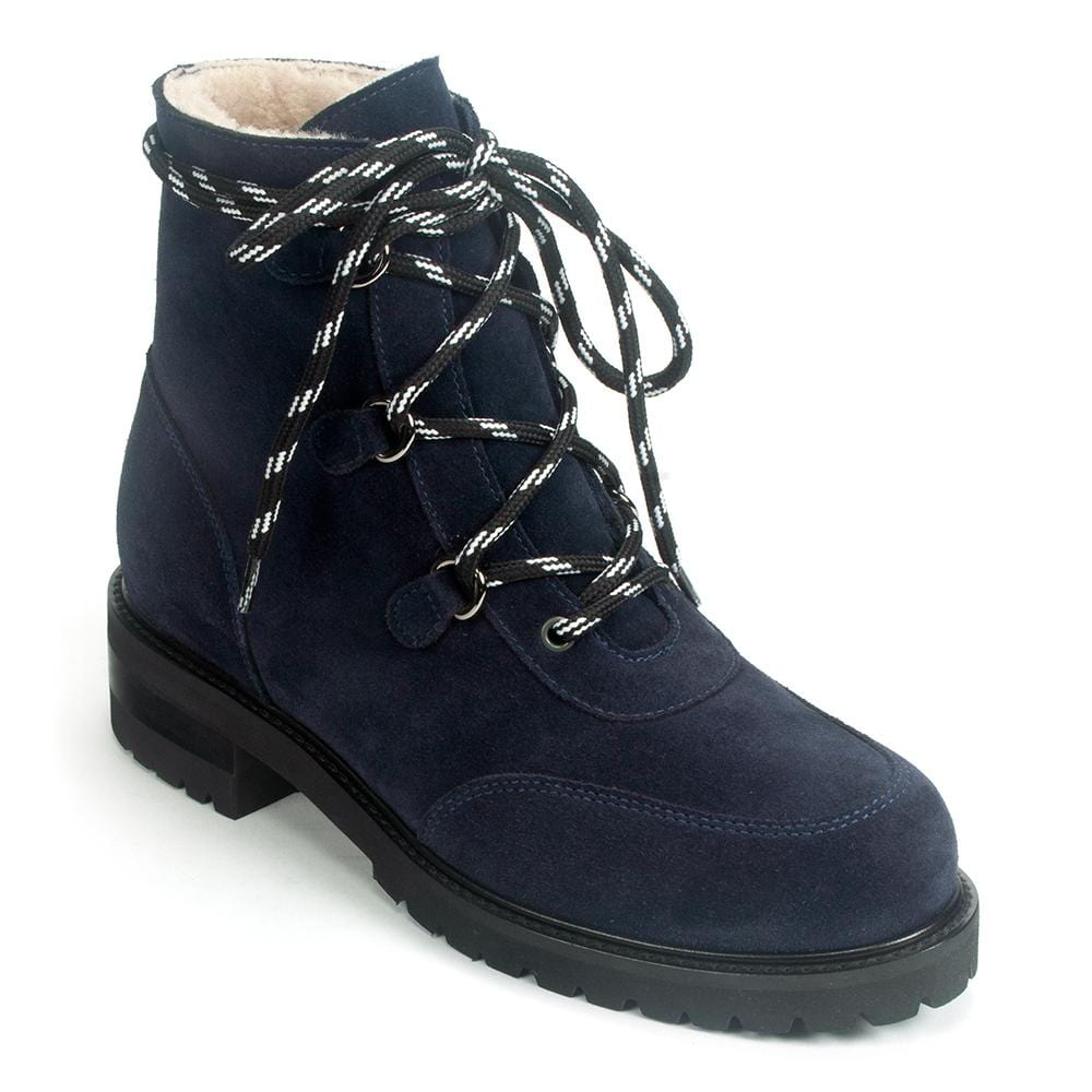 La Canadienne Charm | Women's Suede Waterproof Hiker Boot | Simons