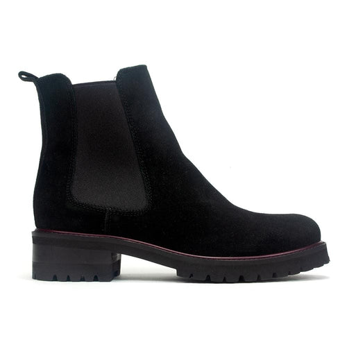 La Canadienne Conner Women's Waterproof Leather Warm Chelsea Boot Shoe