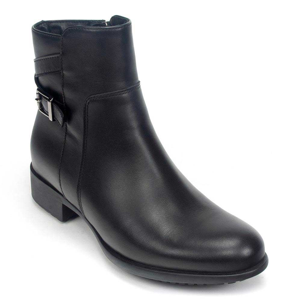 La Canadienne Sherie Women's Waterproof Leather Casual Bootie Shoe