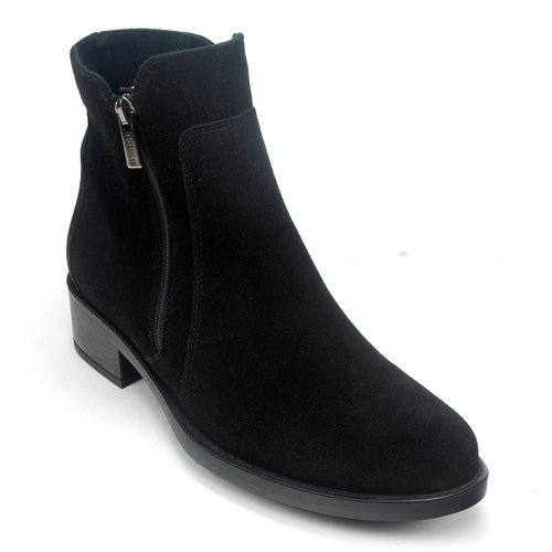 La Canadienne Sydney Women's Waterproof Leather Warm Ankle Bootie Shoe