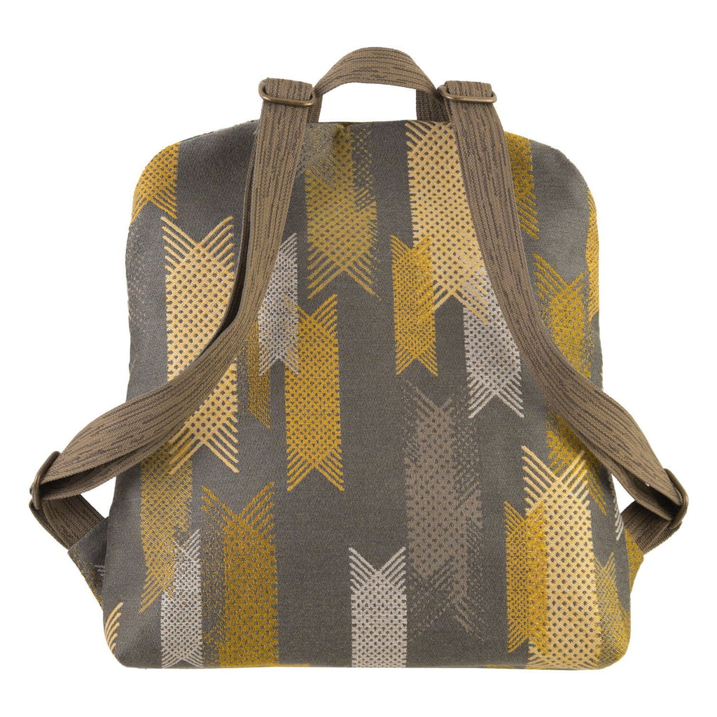 Maruca Lady Bird Handmade Patterned Backpack (308)| Simons Shoes