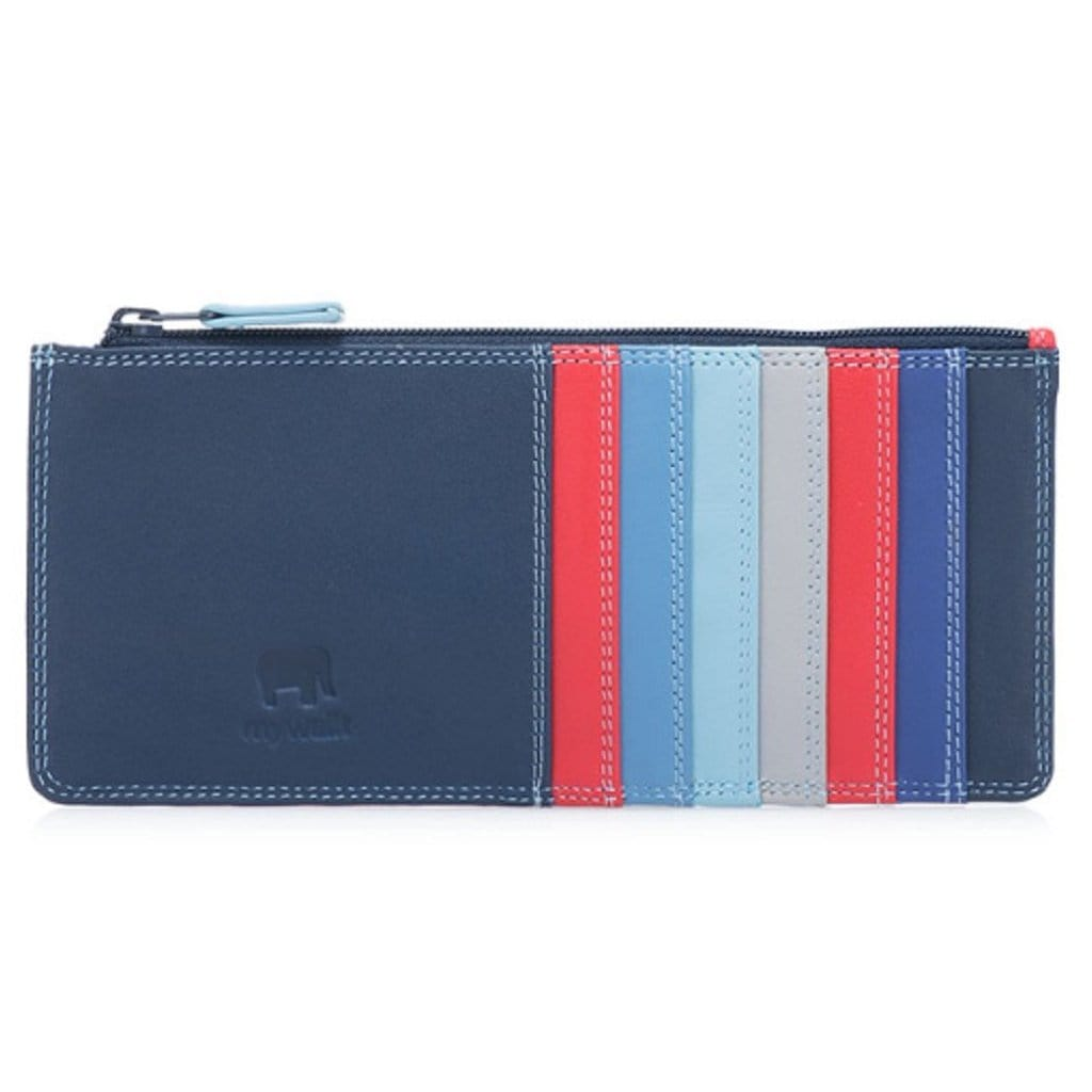 Mywalit 1230- Unisex Nappa Leather Organizer Card Bill Wallet | Simons