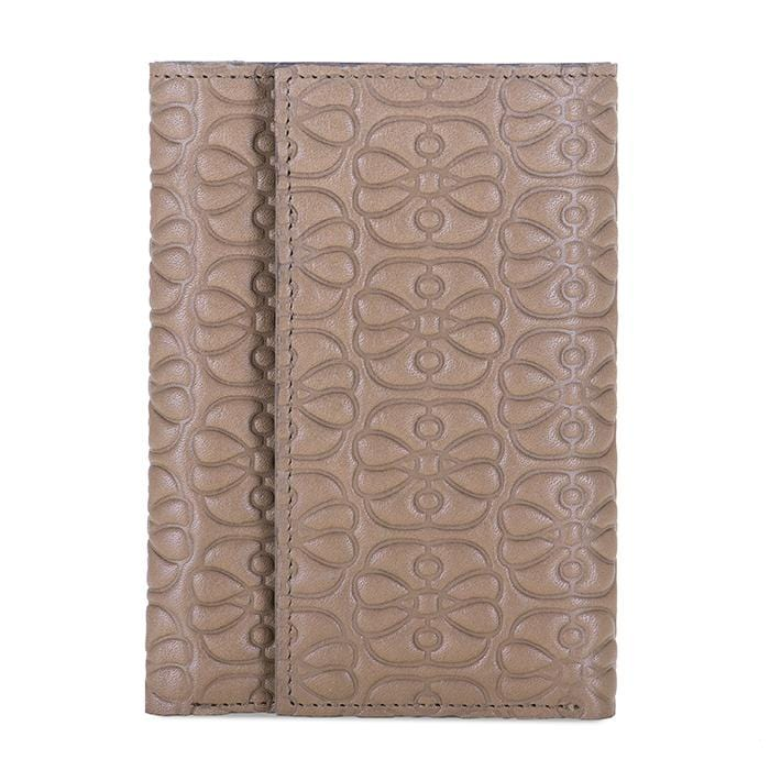 MyWalit 1442 Elefante Trifold Women's Mink Leather Wallet | Simons Shoes