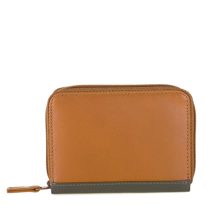 Mywalit Zipped Leather Credit Card Holder (328) | Simons Shoes