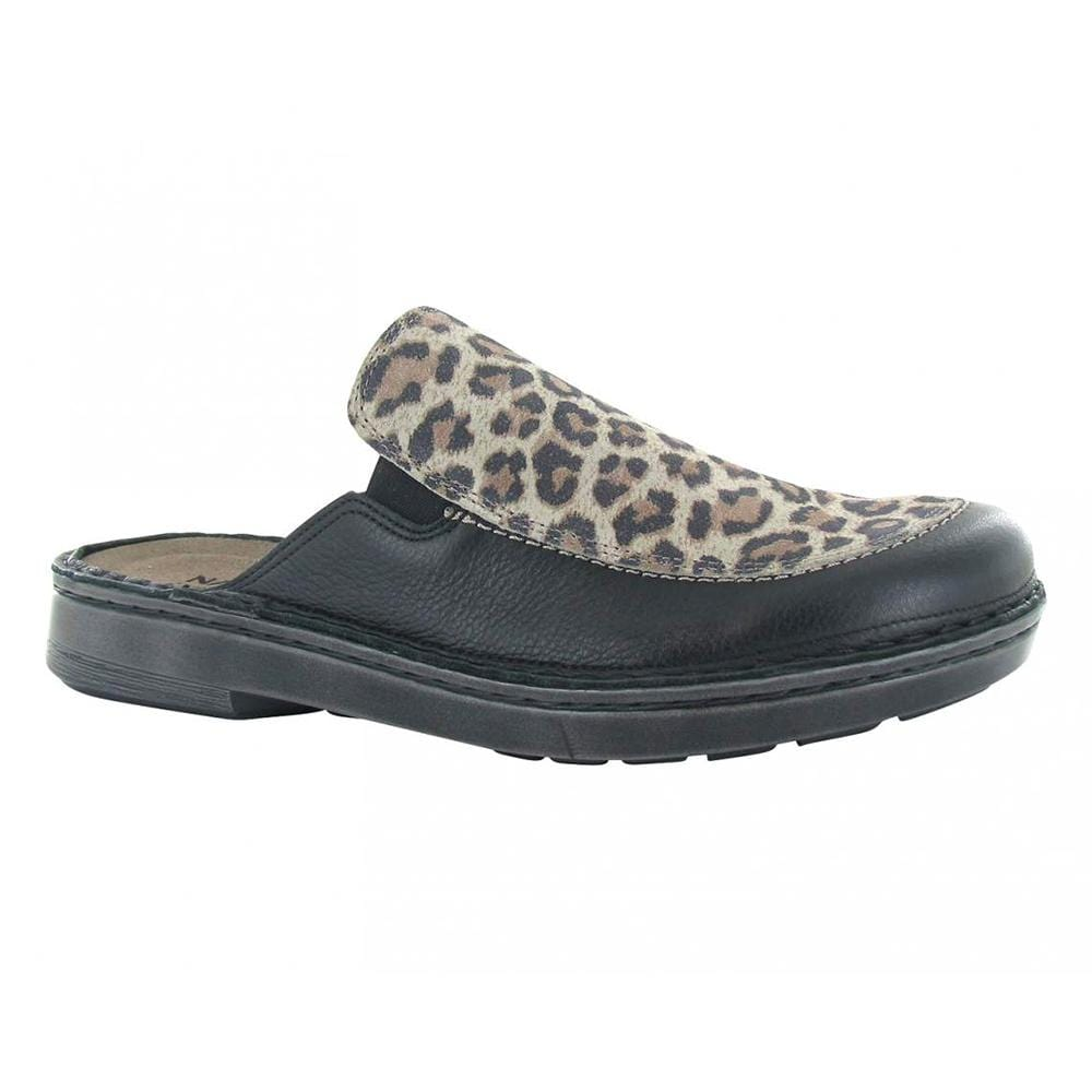 Naot Procida Soft Black Cheetah