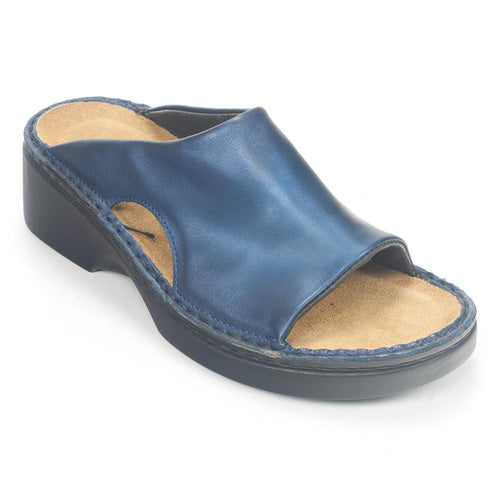 Naot Rome Women's Leather Slip On Sandal Shoe