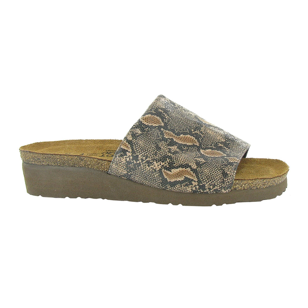 Naot Alana Women's Cork Minimalist Stretch Comfortable Sandal