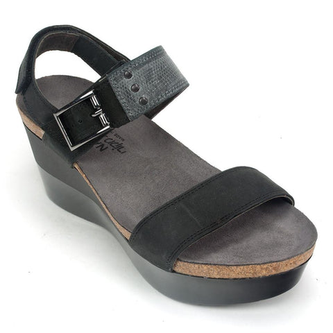 Alpicola Low Wedge Sandal