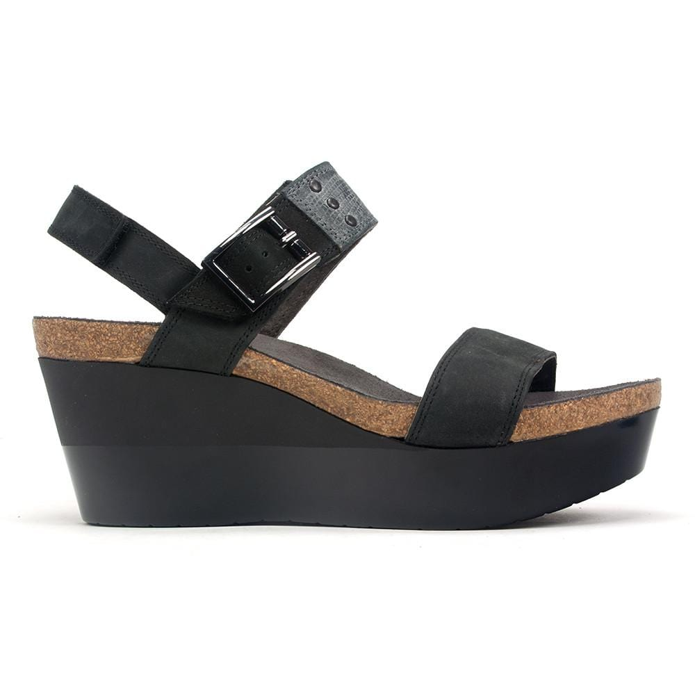 Alpha Wedge Sandal