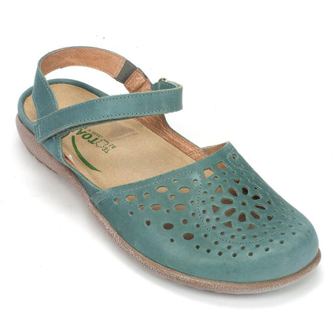 Hennie Mesh Mary Jane Flat