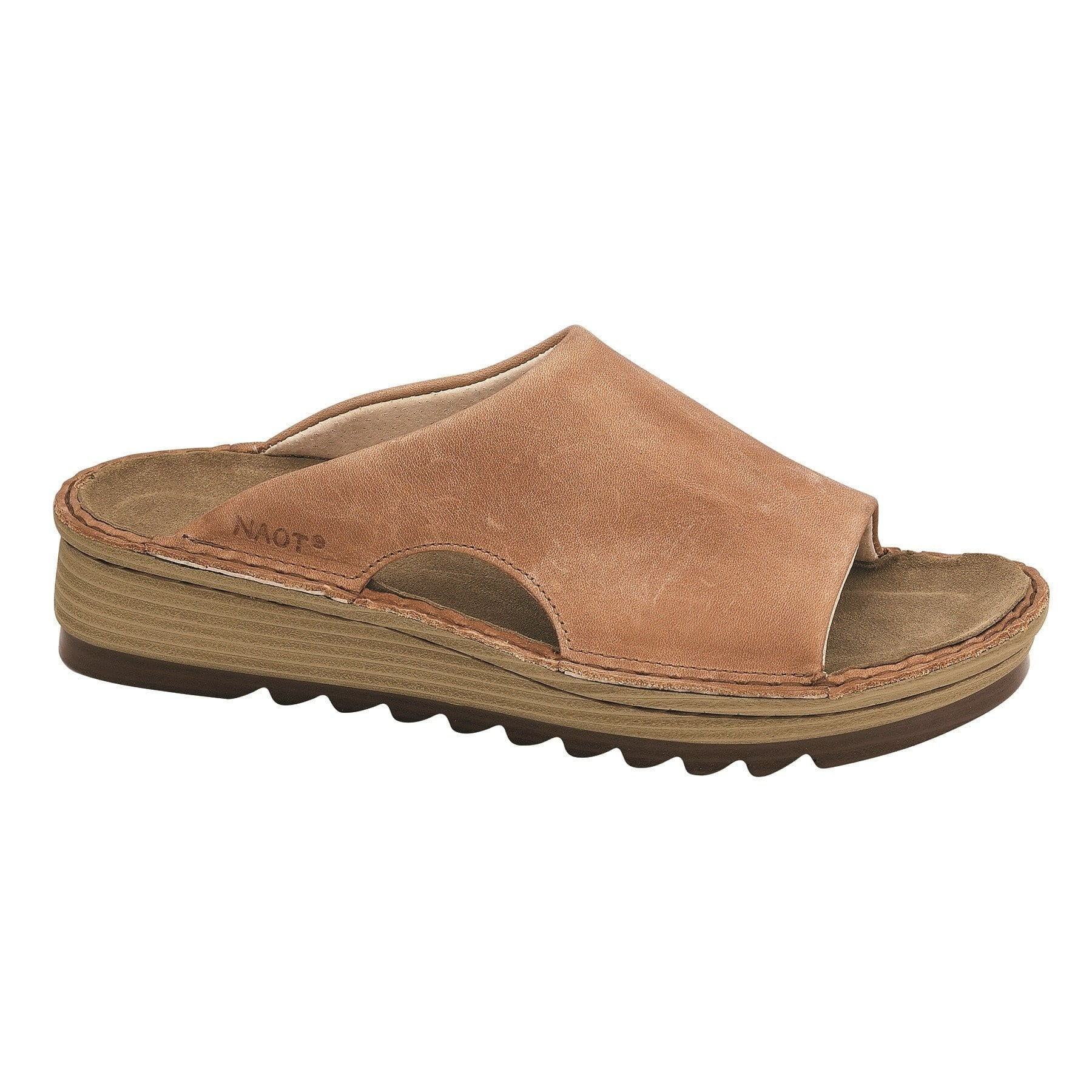 Naot Ardisia Women's Suede Durable Slip-on Sandal Shoe