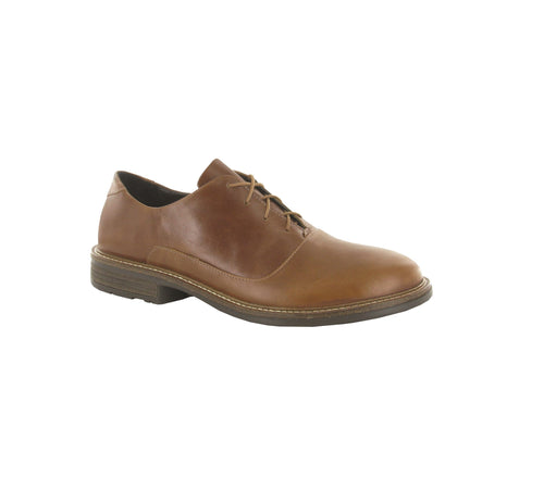 Naot Mens Audience Leather Lace Up Dress Shoe