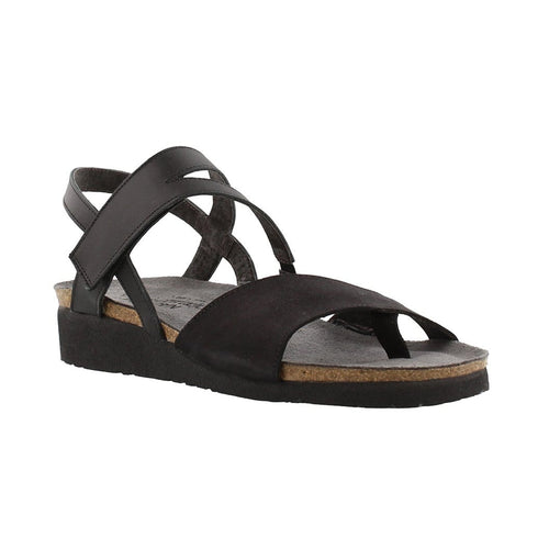 Naot Blaire Women's Leather Strappy Toe Wrap Slingback Sandal Shoe