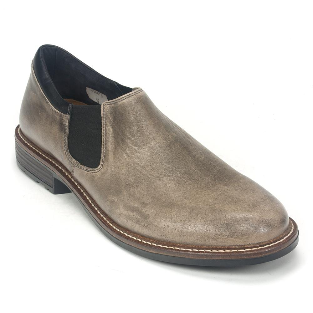 6a3f3bce790785 Naot Director Men s Cork Footbed Technical Lined Leather Slip-On ...