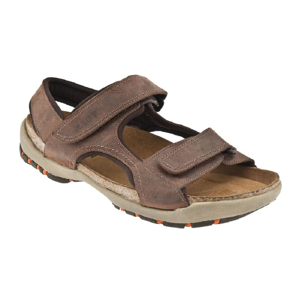 Naot Electric Men's Leather Adjustable Secure Strap Sandal Daily Shoe