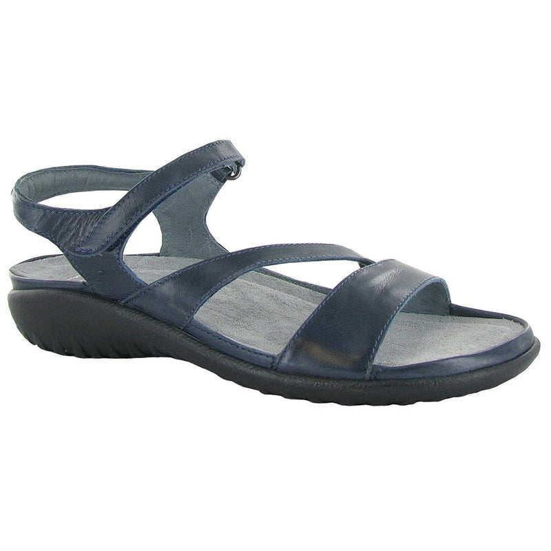 Naot Etera Women's Leather Earthy Cross-Strap Everyday Sandal Shoe
